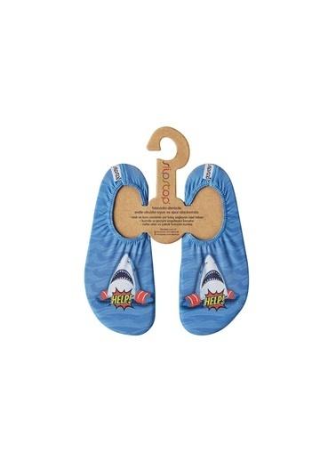 Slipstop Help Çocuk Günlük Deniz Ayakabısı Ss19120214 Renkli